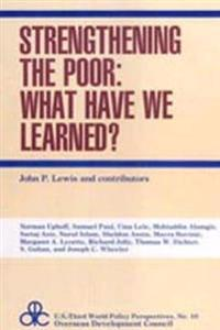 Strengthening the Poor
