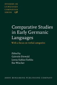 Comparative Studies in Early Germanic Languages