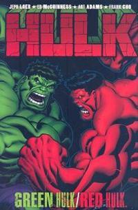 Hulk: Green Hulk Red Hulk
