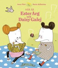 Här är Ester Arg och Daisy Galej