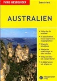 Australien utan karta