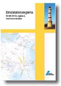 SEK Handbok 444 - Elinstallationsreglerna : SS 436 40 00, utg 2, med kommentarer : en handbok