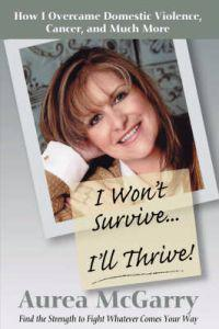I Won't Survive . I'll Thrive!:how I Ove
