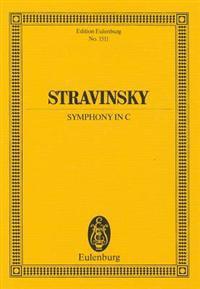 Stravinsky: Symphony in C