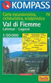 Val di Fiemme-Latemar-lagorai