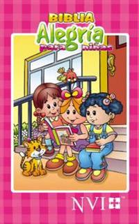 Children's Joy Bible for Girls