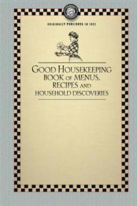 Good Housekeeping's Book of Menus
