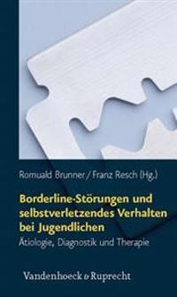 Borderline-storungen Und Selbstverletzendes Verhalten Bei Jugendlichen