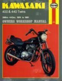 Kawasaki 400 and 440 Twins, Owners Workshop Manual