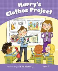 Level 5: harrys clothes project clil