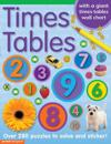 Times Tables: Over 280 Puzzles to Solve and Sticker! + a Giant Times Table