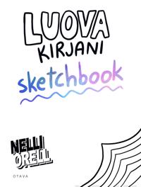 Luova kirjani, Sketchbook