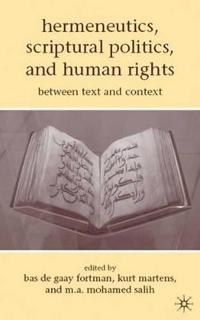 Hermeneutics, Scriptural Politics, and Human Rights