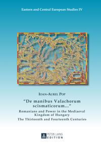 De manibus Valachorum scismaticorum
