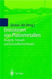 Emissionen Von Platinmetallen