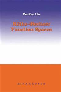 Koethe-Bochner Function Spaces