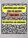 Libro de Puzzles para Adultos - Tapa dura