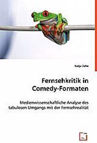 Fernsehkritik in Comedy-Formaten