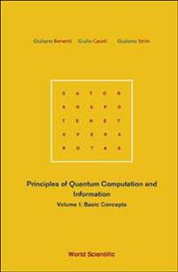 Principles of Quantum Computation and Information