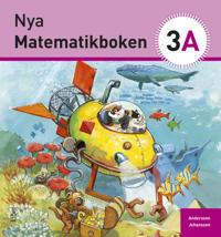 Nya Matematikboken 3 A Grundbok