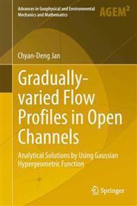 Gradually-varied Flow Profiles in Open Channels