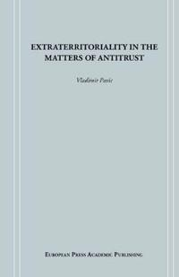 Extraterritoriality in the Matters of Antitrust