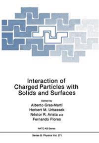 Interaction of Charged Particles With Solids and Surfaces