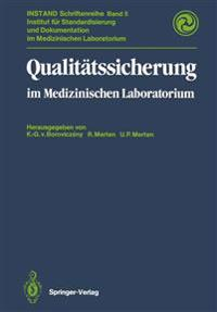 Qualit�tssicherung