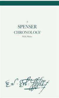 A Spenser Chronology