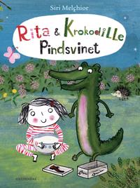 Rita & Krokodille - pindsvinet