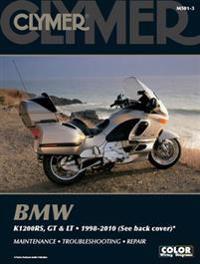Clymer BMW K1200RS GT & LT 1998-2010