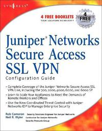 Juniper(r) Networks Secure Access SSL VPN Configuration Guide