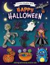 Happy Halloween Coloring and Activity Book