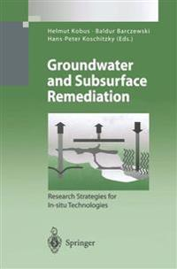Groundwater and Subsurface Remediation