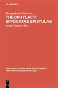 Theophylacti Simocatae Epistulae