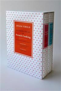 Mastering the Art of French Cooking Boxed Set: Volumes 1 and 2