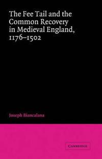 Cambridge Studies in English Legal History