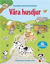 Våra husdjur : pysselbok med klistermärken