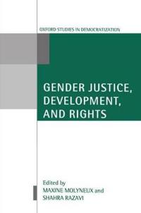 Gender Justice, Development, and Rights