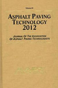 Asphalt Paving Technology 2012