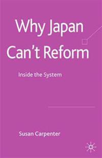 Why Japan Can't Reform