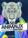 50 animaux Mandala