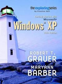 Getting Started With Microsoft Windows Xp