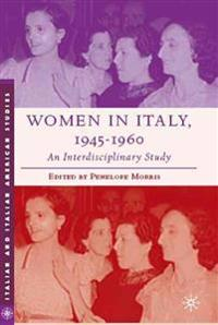 Women in Italy, 1946-1960