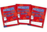 Maths Makes Sense: Y2: ABC Progress Books Mixed Pack