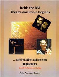 Inside the Bfa Theatre and Dance Degrees...and the Audition and Interview Requirements