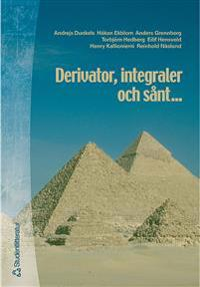 Derivator integraler och sånt - Del 1