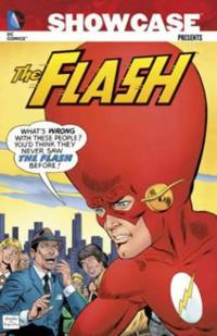 Showcase Presents The Flash 4