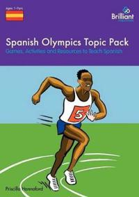 Spanish Olympics Topic Pack