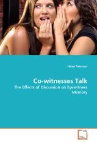 Co-Witnesses Talk